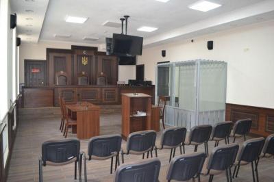 На Буковині почав роботу суд, будівлю якого було зведено «з нуля»