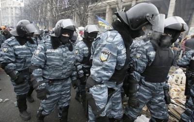 """Справи Майдану: Двом екс-бійцям """"Беркуту"""" оголосили підозри"""