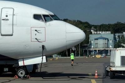 Каспрук просив у міністрів про урядову підтримку аеропорту «Чернівці»