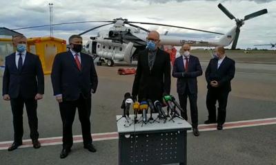 «Слуга народу» хоче дізнатись, чому Яценюк перебував у літаку МВС під час візиту міністрів до Чернівців