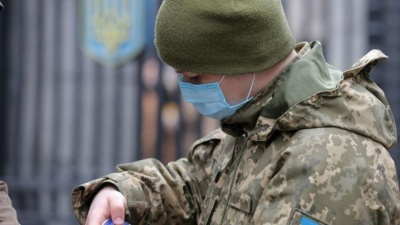 На Буковині ще в одного військовослужбовця виявили COVID-19