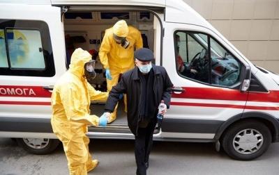 В Україні підтвердились ще 406 випадків COVID-19