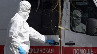 У Росії зафіксували рекордну кількість померлих від COVID-19 за добу