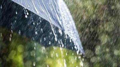 Наступного тижня всю Україну накриють дощі та грози