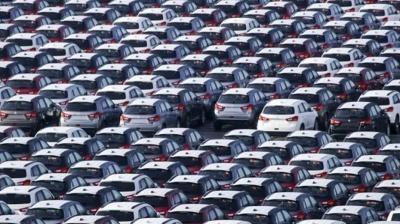 У Чернівцях продажі нових авто впали на 48%