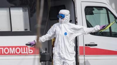 В Росії за добу на COVID-19 захворіли майже 9 тисяч осіб
