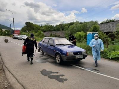 На Закарпатті, жителі села де стався спалах COVID-19, не хочуть дотримуватися карантину
