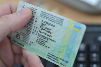 На Буковині водій з «липовими» правами «попався» поліції: як його покарали