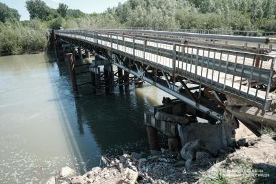 На Буковині відновили рух транспорту на аварійному мості, через який оголошували надзвичайну ситуацію