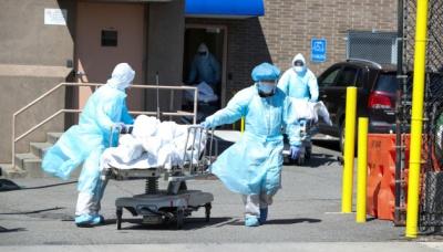 У США кількість померлих внаслідок COVID-19 перевищила 100 тисяч