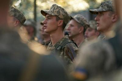 На Буковині офіцерів запасу запрошують на військову службу за контрактом