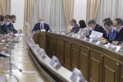 Уряд затвердив останні три обласні плани громад