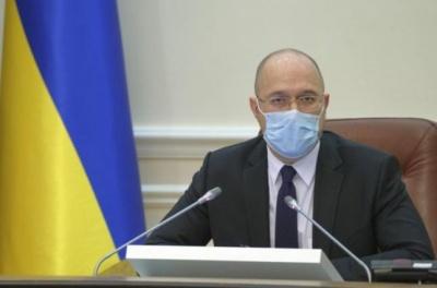 Шмигаль ще не підписав перспективний план Чернівецької області