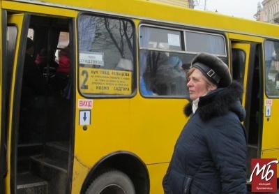У Чернівцях вартість проїзду в спецмаршрутках підняли до 7 гривень: список автобусів з новими тарифами