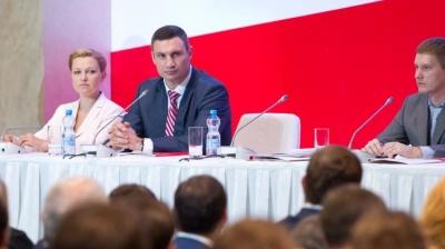 Екс-нардепка з Чернівців очолила виборчий штаб Віталія Кличка – ЗМІ
