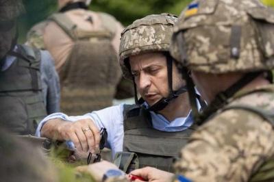Зеленський пропонує штрафувати українців за ухилення від мобілізації