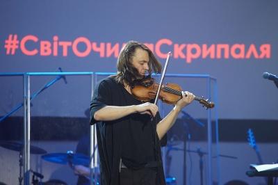 Відомий скрипаль запрошує чернівчан на онлайн-концерт