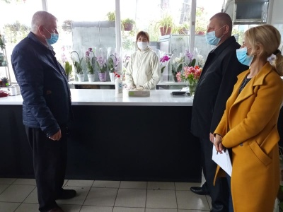 На 40 об'єктах у Чернівецькій області виявили порушення протиепідемічних заходів
