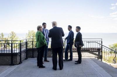 Трамп хоче запросити Росію на саміт G7
