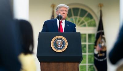 """Трамп заявив, що США розробляють """"найпотужніші озброєння"""" в історії"""