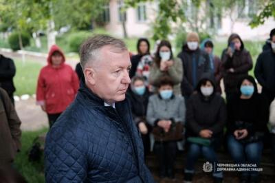 Новий районний поділ Буковини: Осачук пропонує, щоб центром Дністровського округу були Кельменці