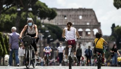 В Італії фіксують сплеск нових захворювань на COVID-19