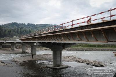 Чернівецька область у лідерах за кількістю аварійних мостів в Україні