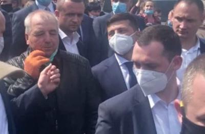 Сільський голова з Буковини «пробився» на зустріч із Зеленським – фото