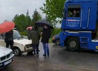 У Новодністровську учасників пікету, яких критикував Осачук, викликали до суду