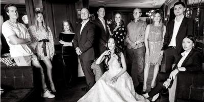 Софія Ротару відвідала весілля племінниці