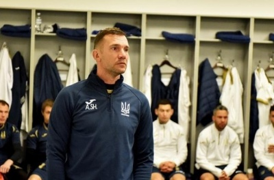 Шевченко прокоментував продовження контракту зі збірною