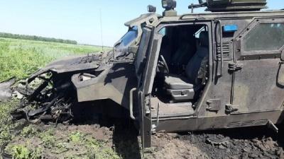 В Авдіївці підірвався автомобіль ЗСУ: постраждали 10 військових