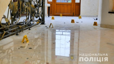 Стрілянина на Буковині: під час спроби розбійного нападу іноземець поранив двох поліцейських