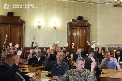 Громадська рада при Чернівецькій ОДА стала на захист української мови