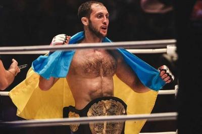 Чернівчанин зустрінеться з росіянином у турнірі UFC в Абу-Дабі