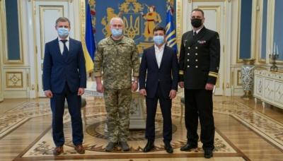 Президент призначив нового командувача ВМС