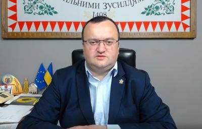 Депутати хотіли «пробачити» приватній фірмі борг у пів мільйона гривень, – мер Чернівців