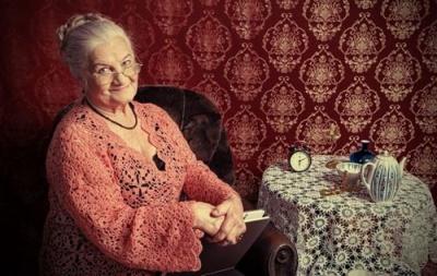 Анекдот дня: про онука і бабусю