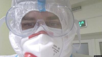 Історія медика з Дніпра, який заразився COVID-19 у Чернівцях