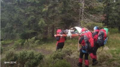Убила блискавка - зниклого під час походу у горах хлопця знайшли мертвим