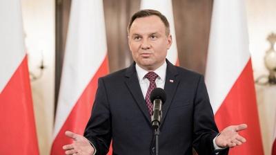 """Президент Польщі вважає, що """"ідеологія"""" ЛГБТ гірша за комунізм"""