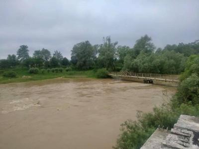 Негода на Буковині: які дороги області залишаються затопленими