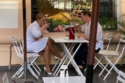 Тимошенко підтримала Олега Ляшка на довиборах у Раду