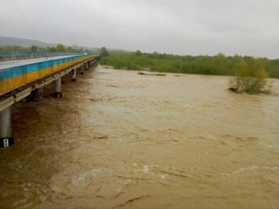 На Буковині рівень води у Дністрі може піднятися до понад 5 метрів