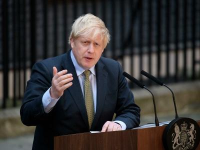 """""""Найбільший прорив"""": Британський прем'єр розповів про новий метод лікування COVID-19"""