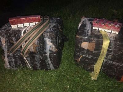 На Буковині прикордонники пострілами намагалися затримати контрабандистів