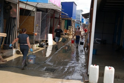Паводок у Чернівцях завдав збитків на майже 8 мільйонів, - мерія