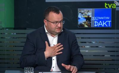 Каспрук розповів, як під час «кисневої кризи» у лікарнях Чернівців Осачук проігнорував його прохання допомогти