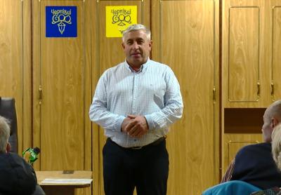 Каспрук натякнув на можливе звільнення директора водоканалу