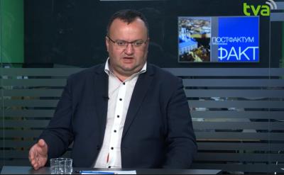 «Нічого не пропонують»: Каспрук поки що не бачить гідних кандидатів на посаду мера Чернівців